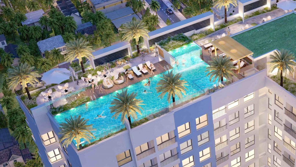Sky Swimming Pool In Ventosa Luxury Dis 5.